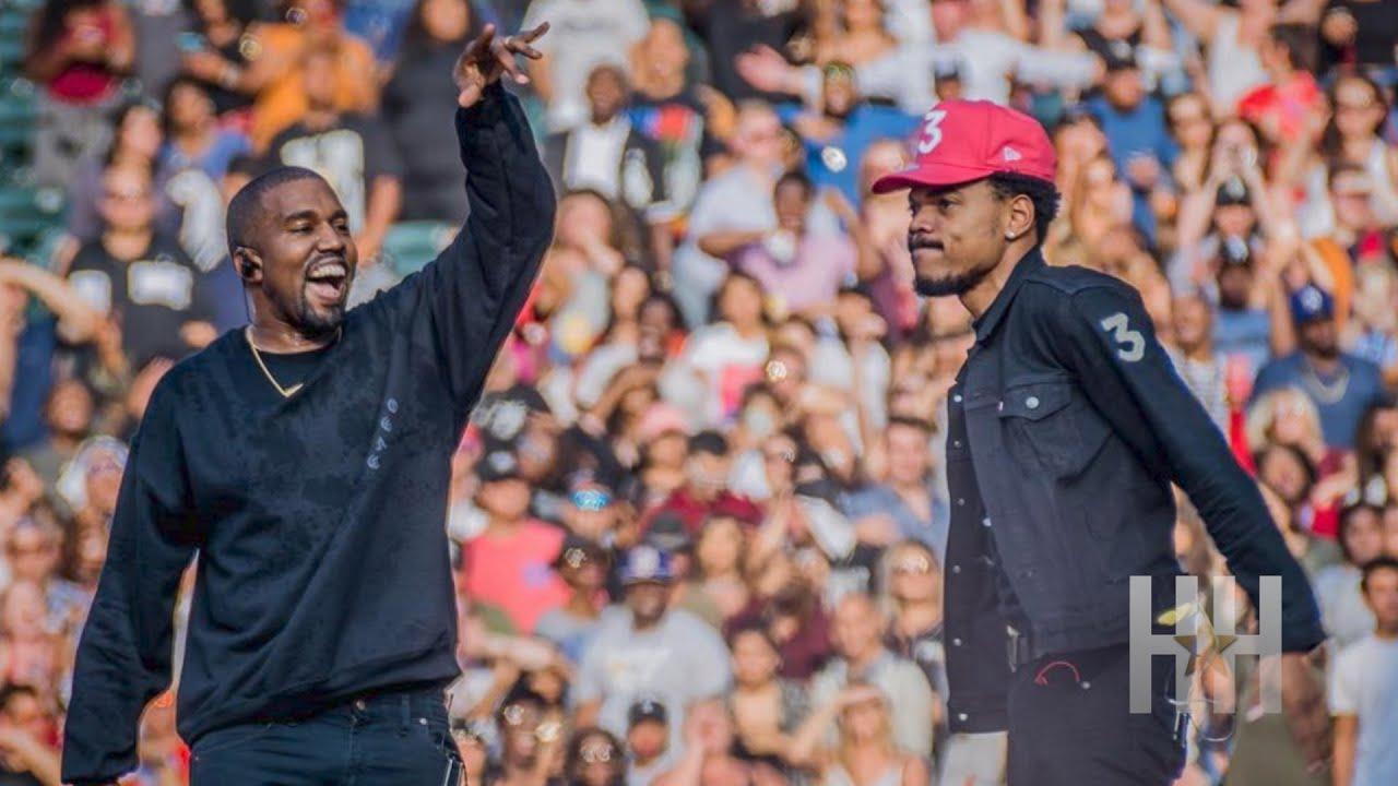 Chance The Rapper Endorsed Kanye For President?