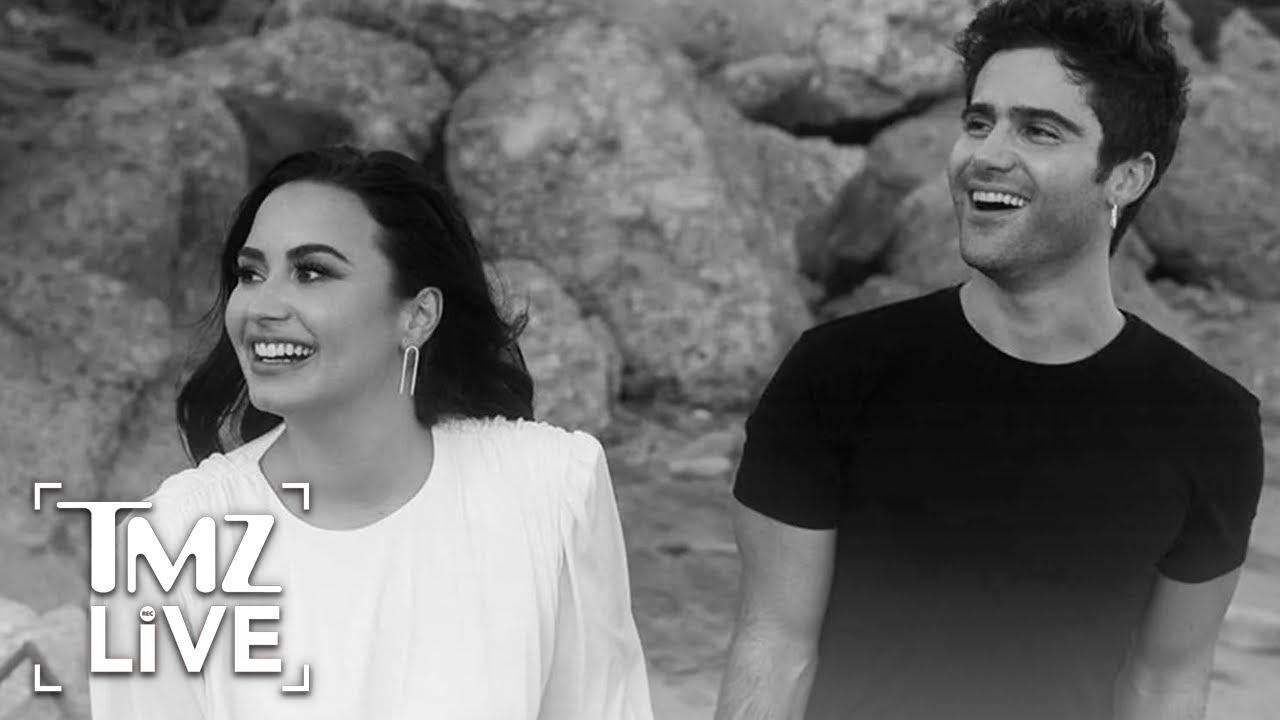 Demi Lovato Engaged! | TMZ Live