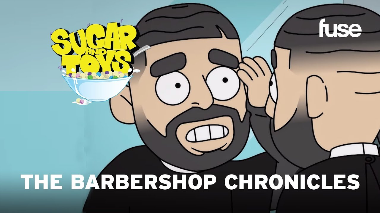 Drake Learns A Tough Lesson At the Barbershop | Sugar and Toys | Fuse