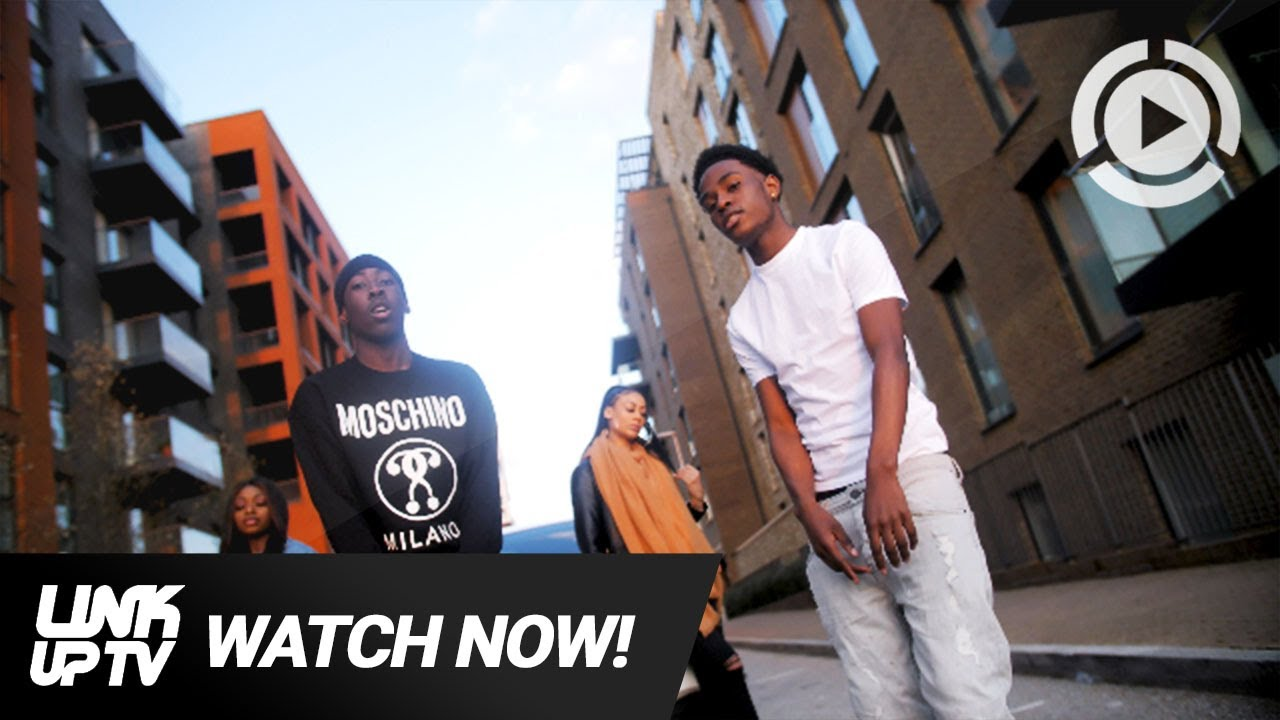 Drippah x Ozz - Brown and Peng [Music Video] | Link Up TV