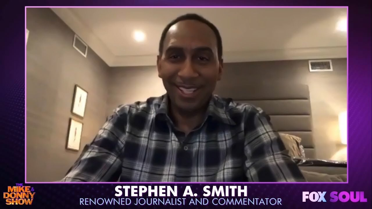 FULL Interview: Stephen A. Smith Sounds Off on the NBA Bubble | The Mike & Donny Show