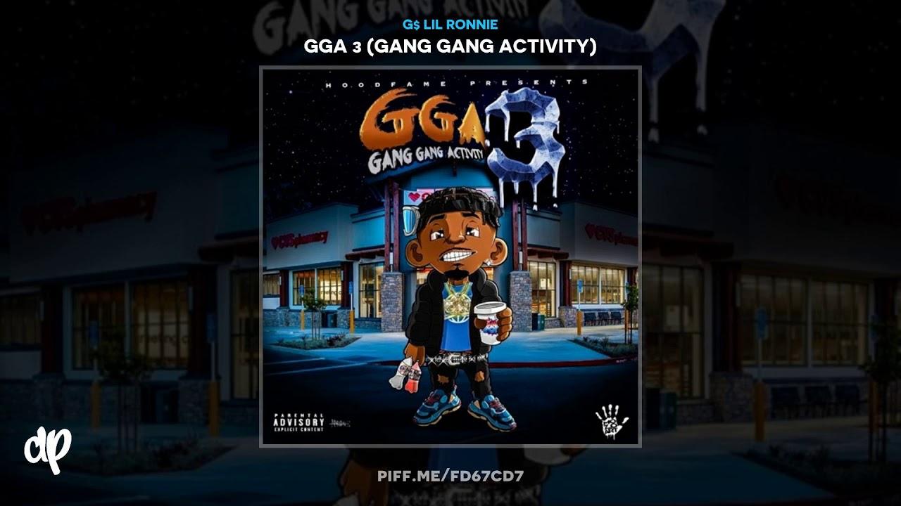 G$ Lil Ronnie – Tops [GGA 3]