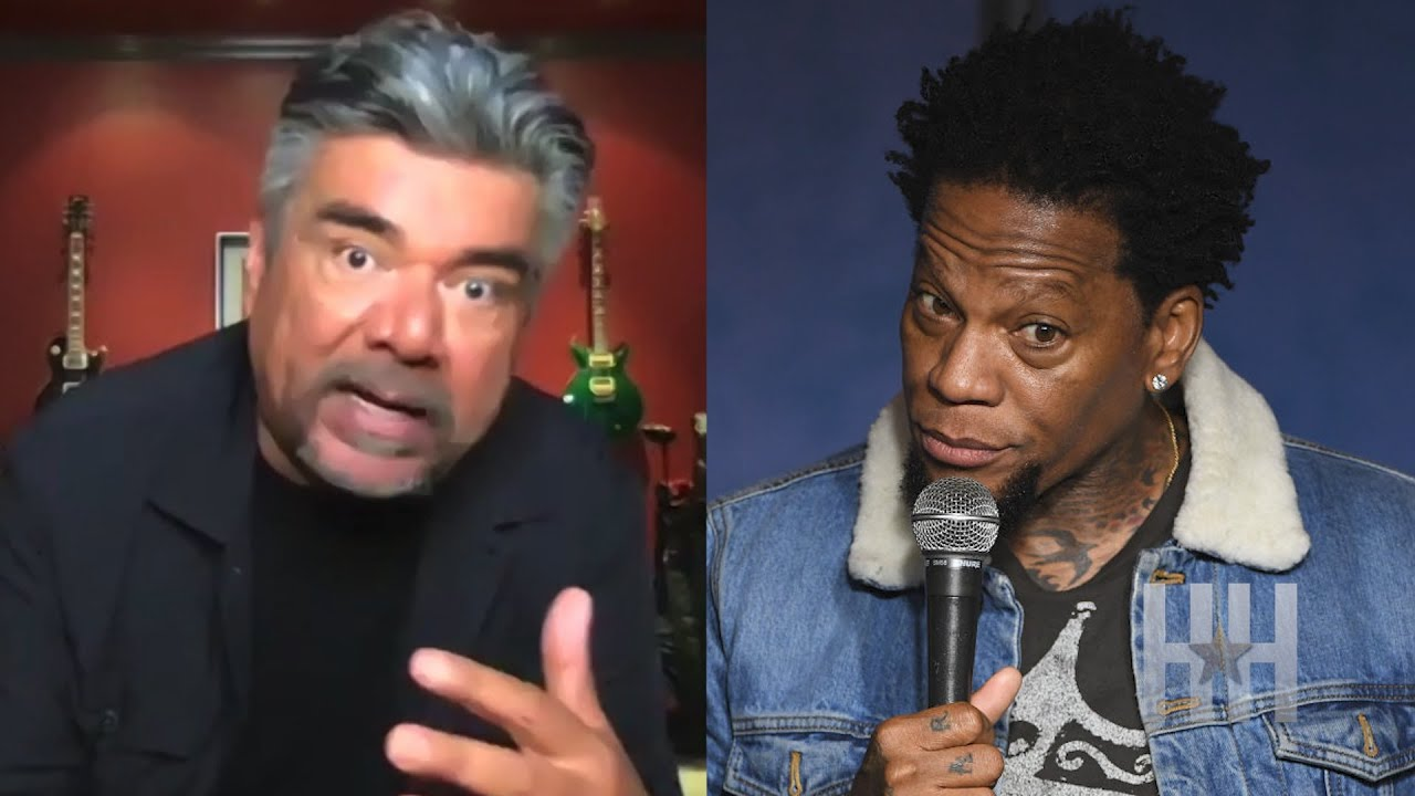 George Lopez On D.L. Hughley's Health And Backlash Over His New Comedy Special