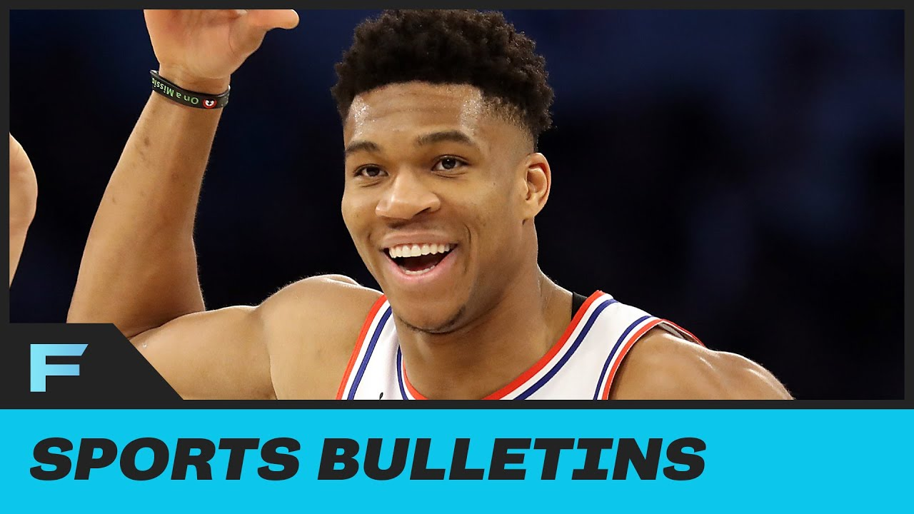 """Giannis Antetokounmpo Feels """"Extremely Blessed"""" He Won't Complain About NBA Bubble Conditions"""