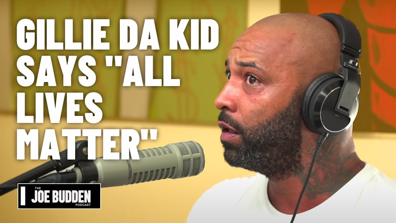 "Gillie Da Kid Says ""All Lives Matter"" 