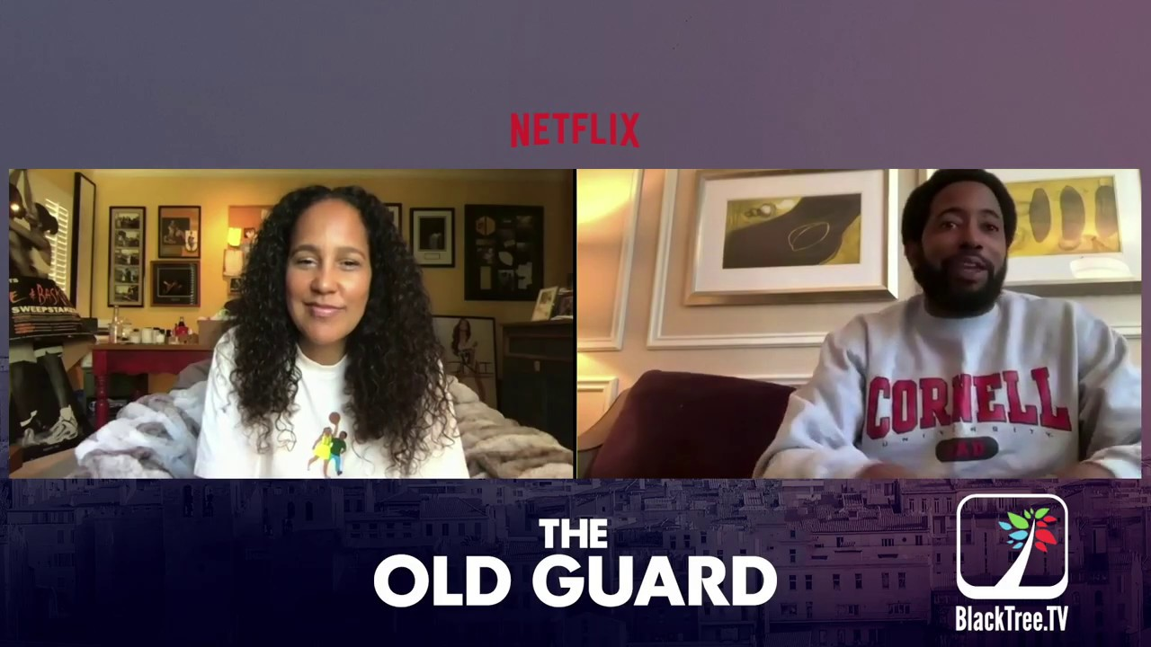 Gina Prince-Bythewood on Directing THE OLD GUARD for Netflix and 20 Years since Love & Basketball