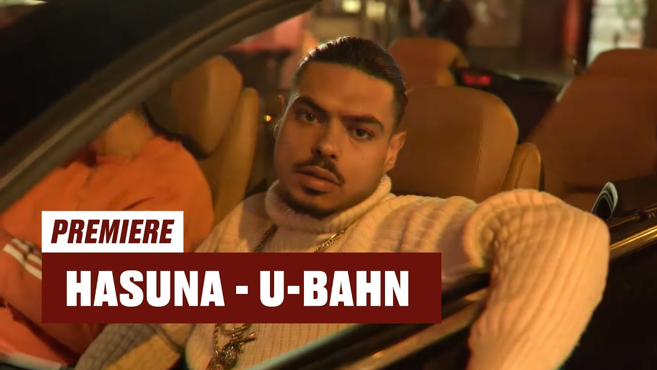 Hasuna – U-Bahn (prod. by Mr300momo) | @16BARS  Videopremiere