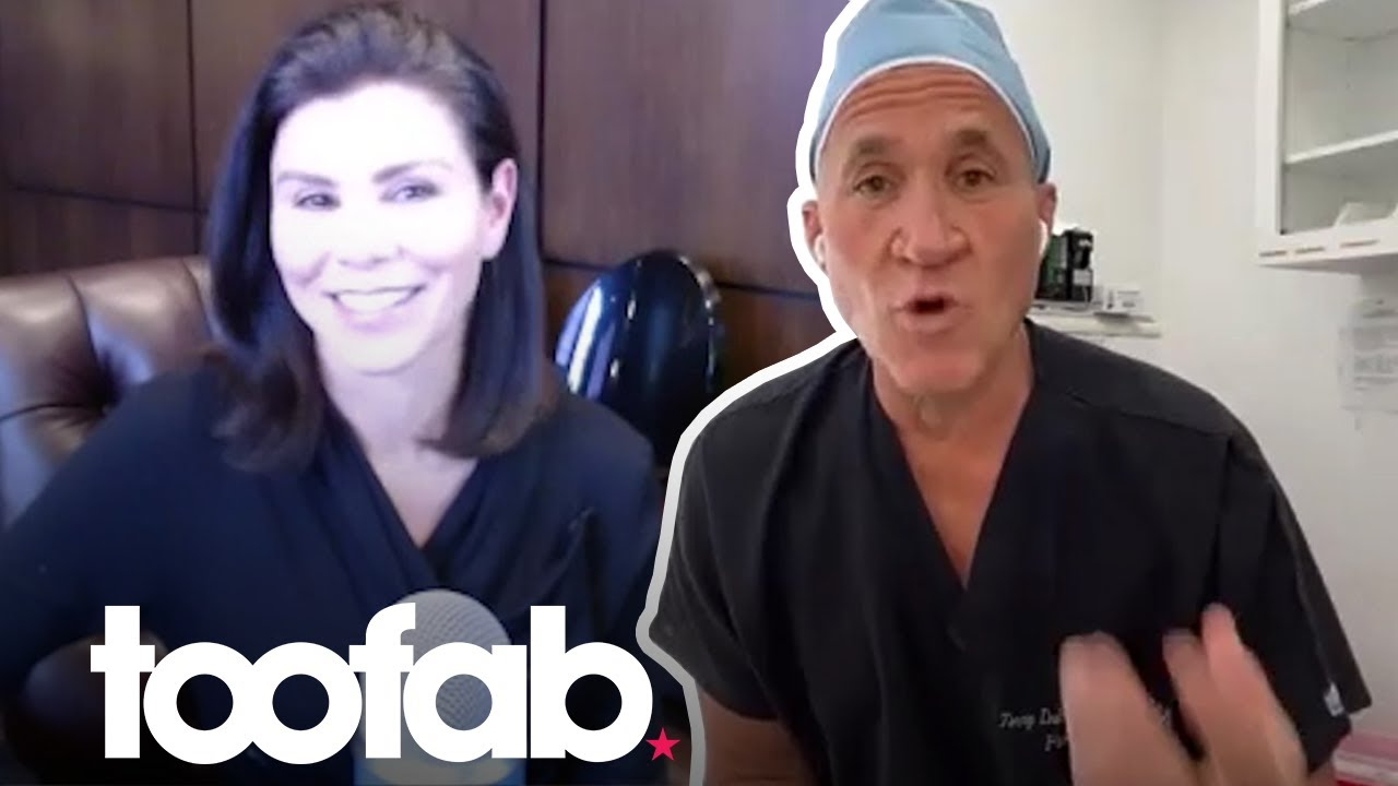 """Heather and Terry Dubrow Talk """"Celebrity Call Center"""" 