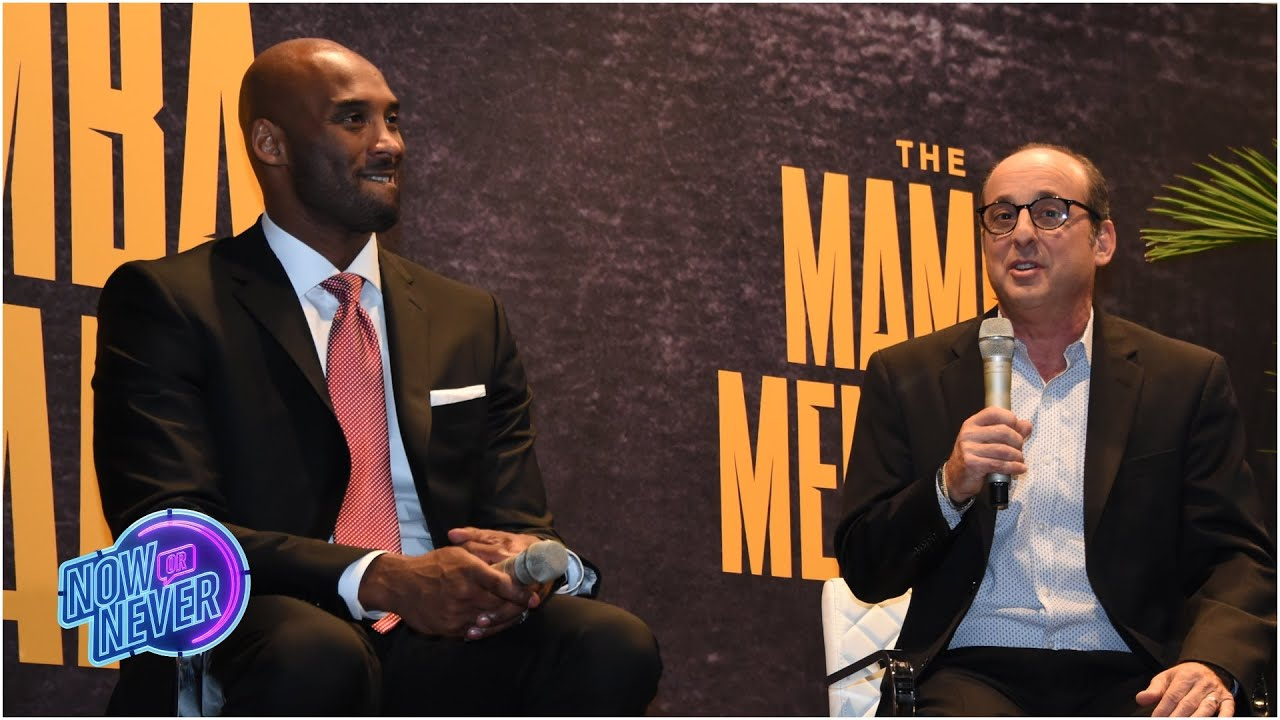 HOF NBA photographer Andrew Bernstein relives the moments of Kobe Bryant's career | Now or Never