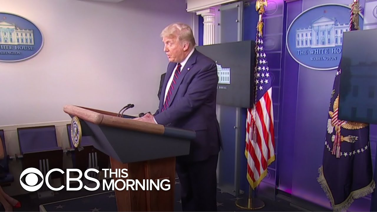 In change of tone, Trump says pandemic will likely get worse before it gets better