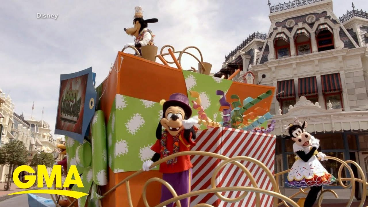 Inside Disney World as happiest place on earth reopens | GMA
