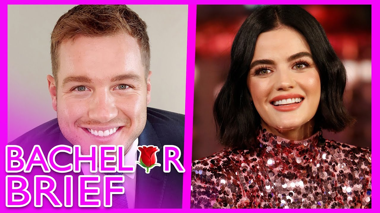 Is Colton Underwood Dating Lucy Hale? | Bachelor Brief