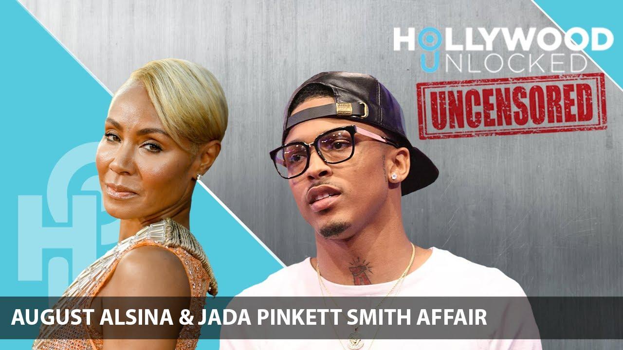Jason Lee on Affair Between August Alsina & Jada Pinkett Smith on Hollywood Unlocked [UNCENSORED]