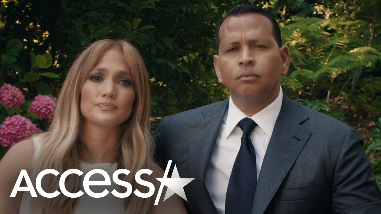 JLo Reflects On Protesting In Graduation Speech With ARod