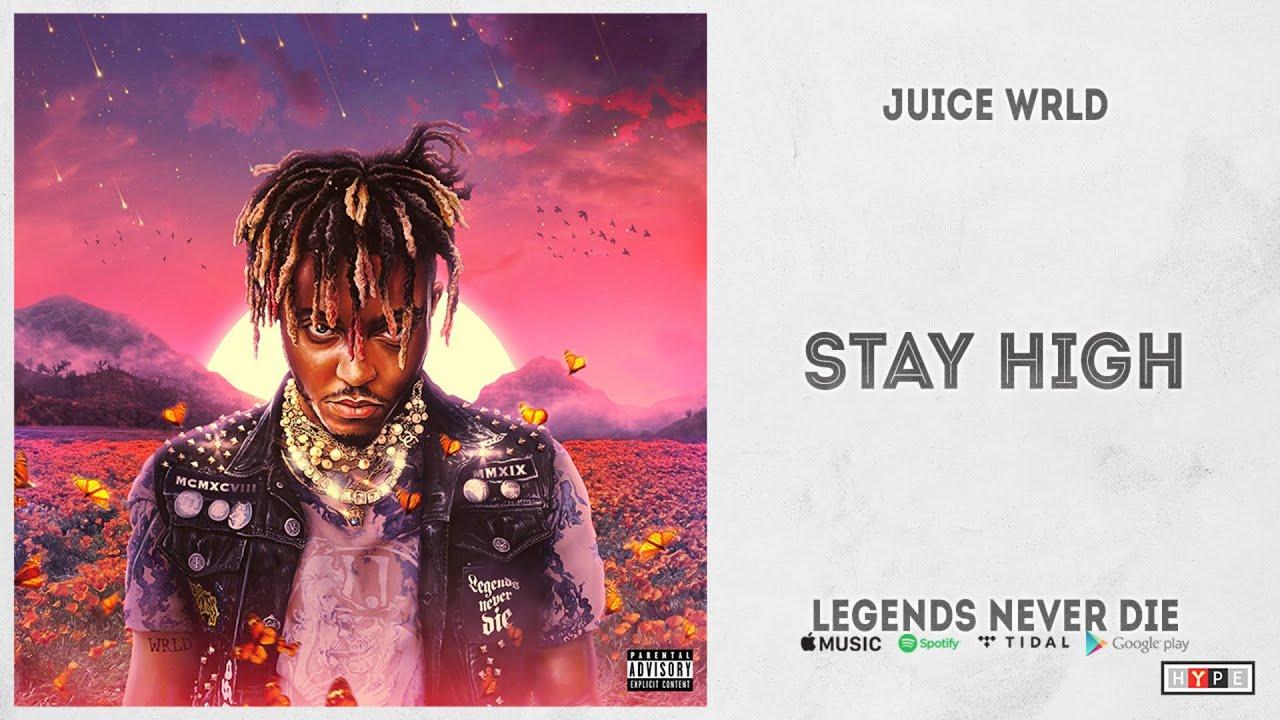 "Juice WRLD – ""Stay High"" (Legends Never Die)"