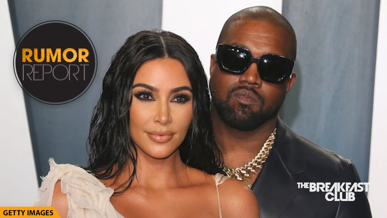 Kanye West Calls Out Kim & Kris In Twitter Meltdown