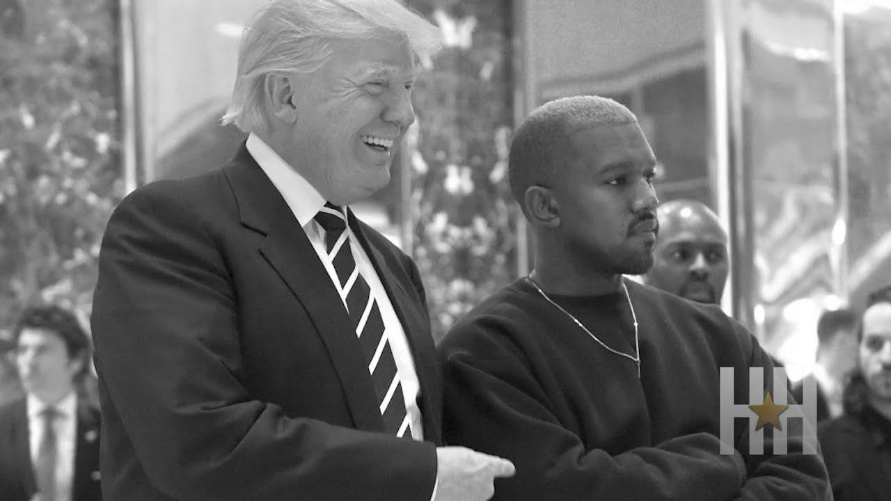Kanye West Dumps Trump, Wants To Make America Wakanda
