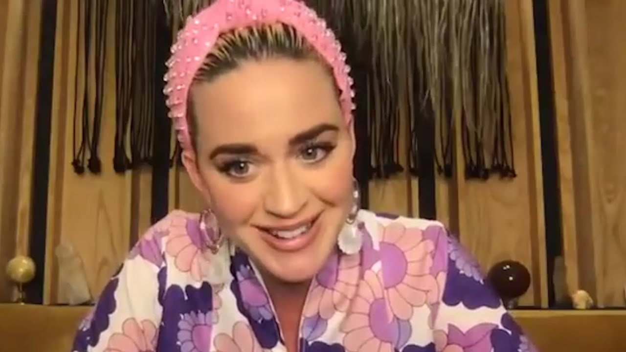 Katy Perry's Nickname For Baby Girl