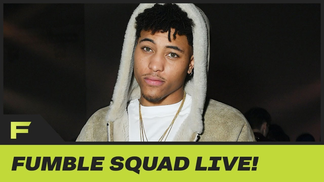 Kelly Oubre Jr Regrets Telling Players It's OK To Leave Bubble After Getting In Trouble | Fumble Liv