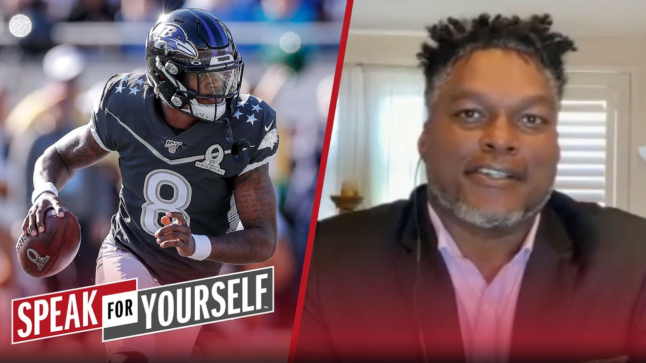 Lamar Jackson needs a playoff win to validate his success — LaVar Arrington | SPEAK FOR YOURSELF