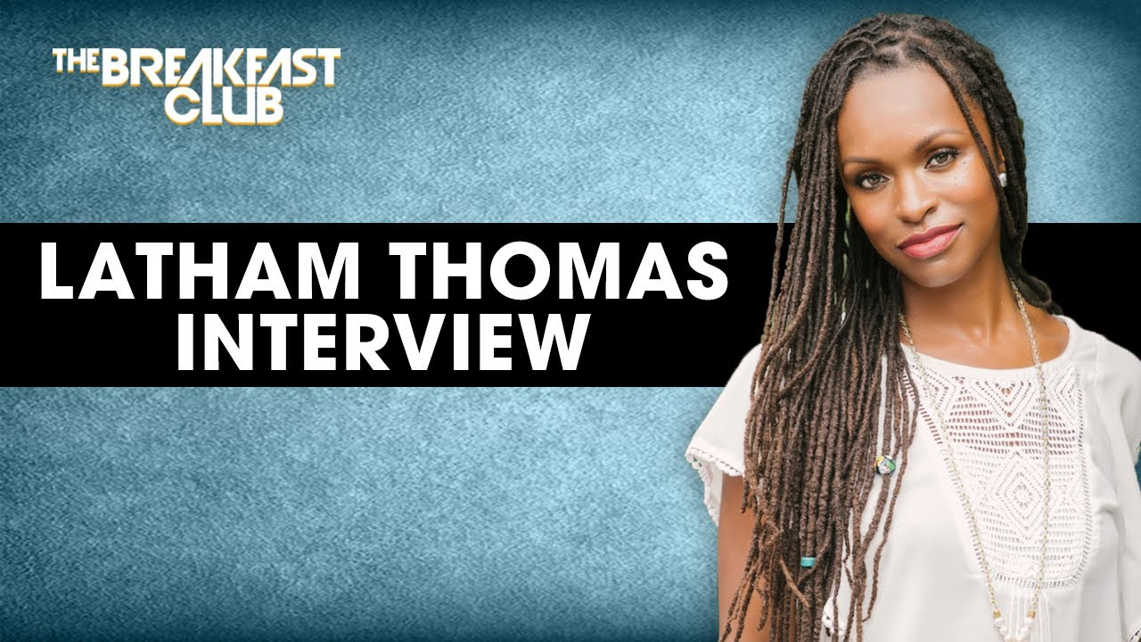 Latham Thomas On Self-Care, Preserving Joy + Holistic Wellness