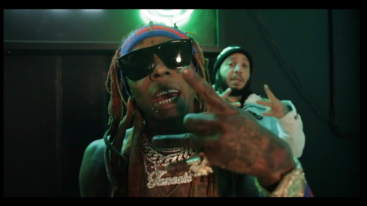 "LIL WAYNE DROPS ""THUG LIFE"" MUSIC VIDEO FEAT. JAY JONES & GUDDA GUDDA"