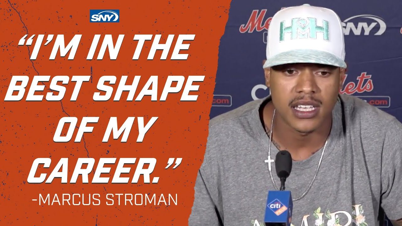 Marcus Stroman and Luis Rojas see a rotation getting ready | New York Mets | SNY