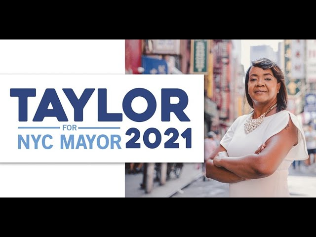 """Mayor NYC '21 Candidate Joycelyn Taylor Says """"It's Time To Be Heard, Not Just Seen""""   #WeGotGame"""