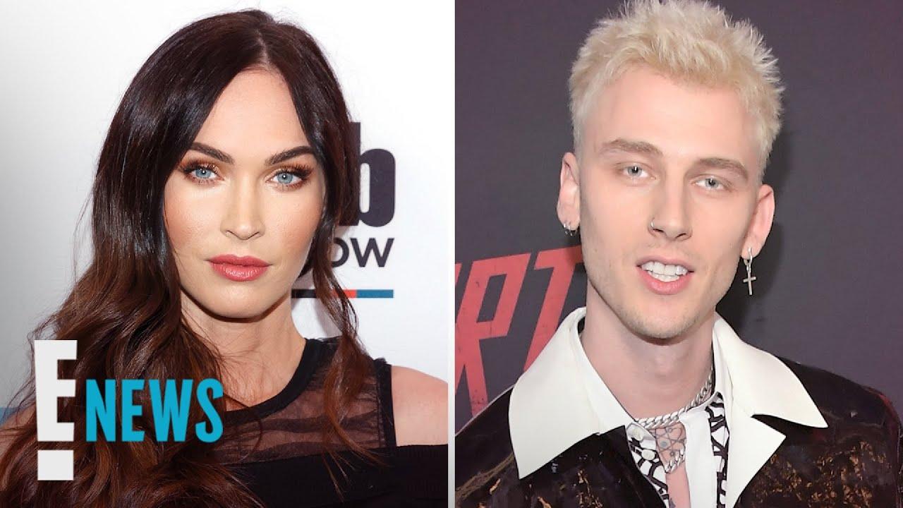 "Megan Fox & MGK Are ""Two Halves of the Same Soul"" | E! News"