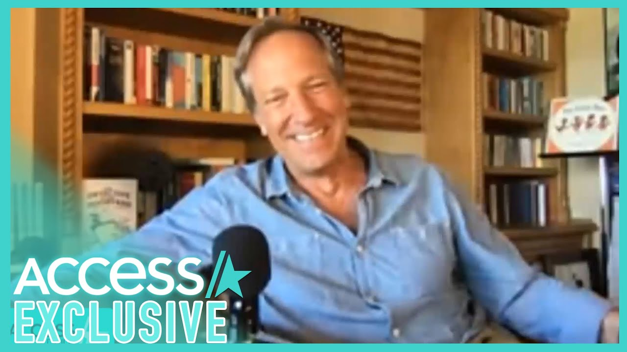 Mike Rowe Recalls Being Fired From QVC Host Gig 3 Times