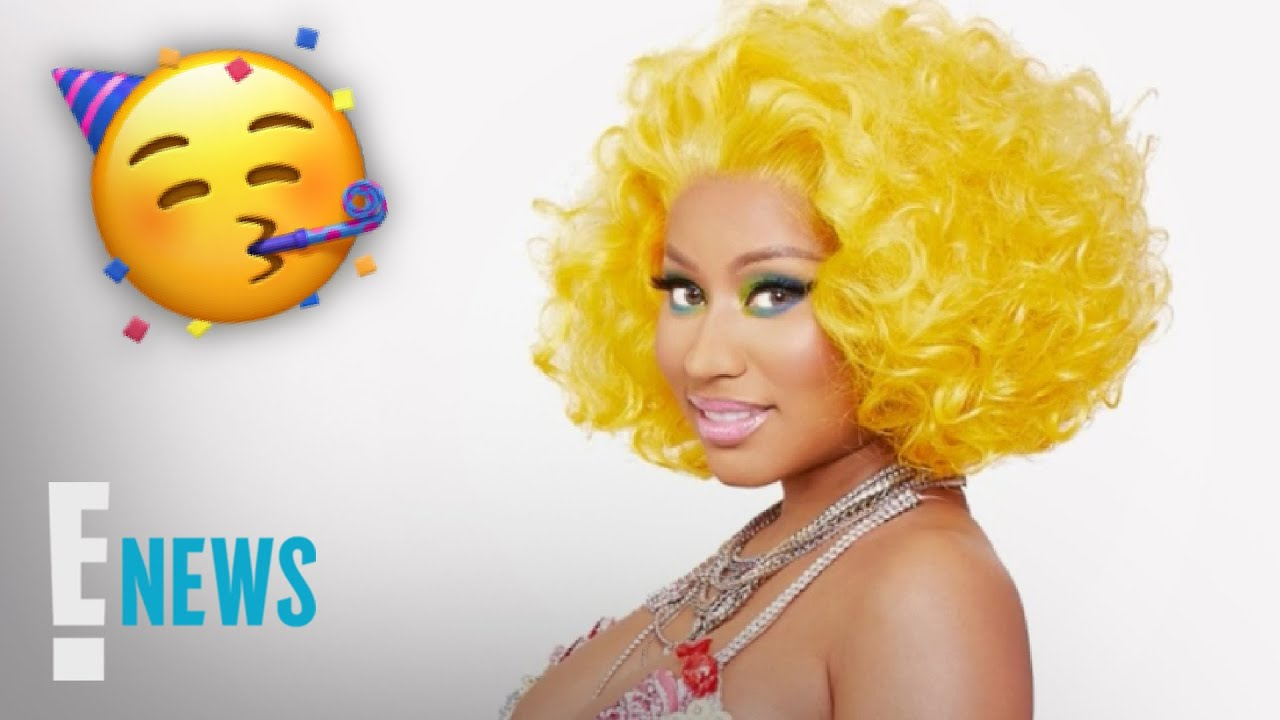 Nicki Minaj Expecting Her First Child With Kenneth Petty | E! News