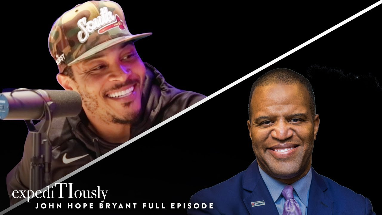 """Operation Hope"" with John Hope Bryant 