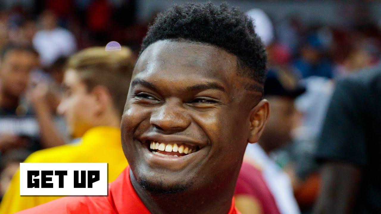 Predicting Zion Williamson's future on his 20th birthday | Get Up