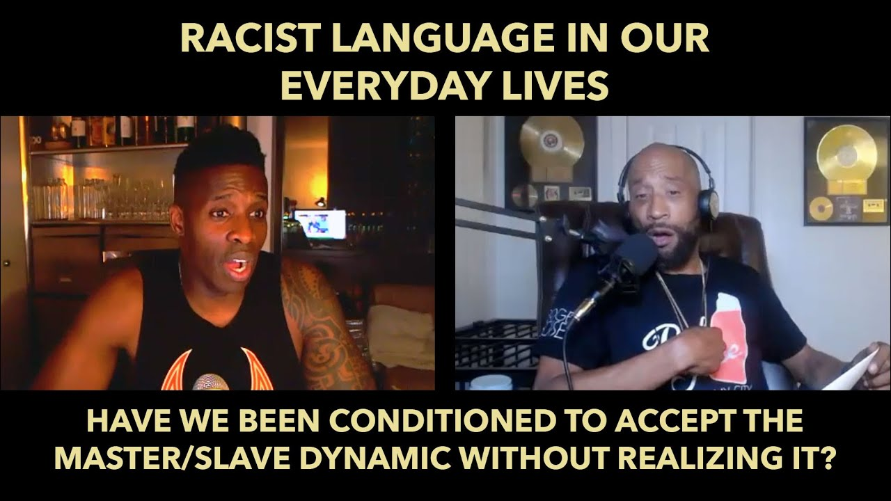 Racist Language In Our Everyday Lives