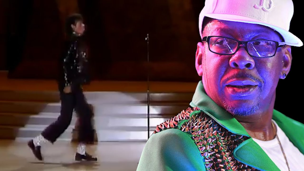 Ralph Tresvant Reveals If Bobby Brown Really Taught Michael Jackson The Moonwalk