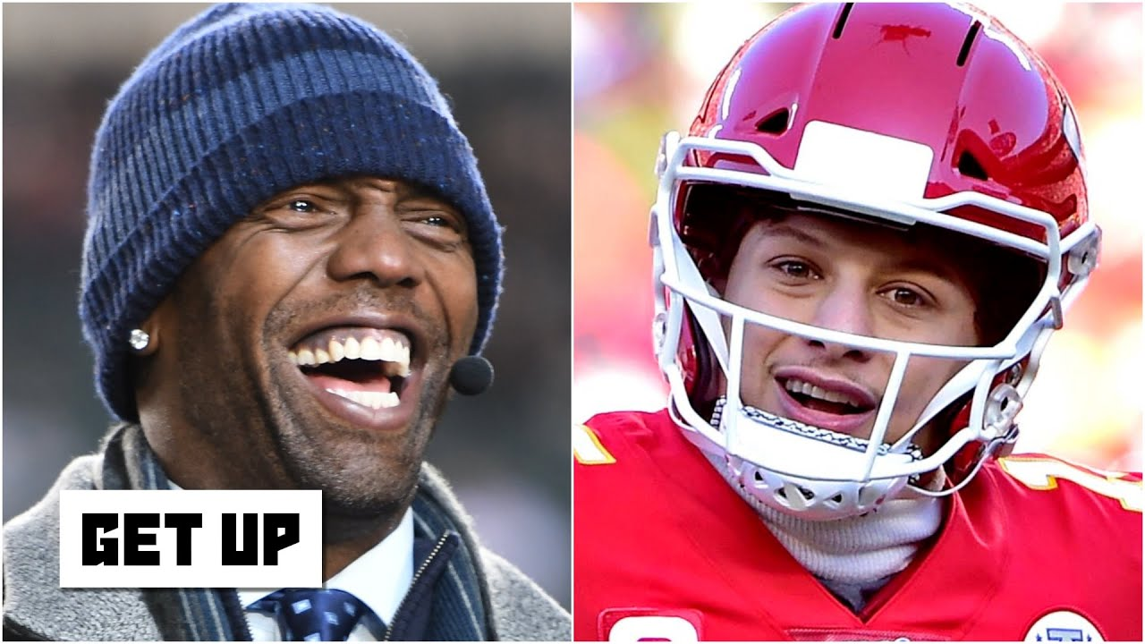 Randy Moss reacts to Patrick Mahomes' record-shattering contract | Get Up