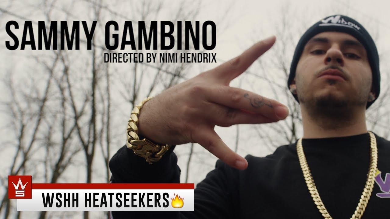 """Sammy Gambino – """"Hidden Love""""  [@SammyGambino_] (Official Music Video – WSHH Heatseekers)"""