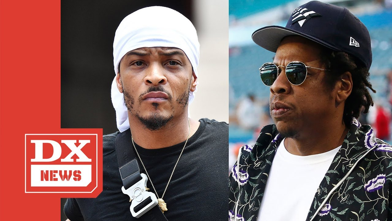 T.I. Insists He's 'Doper' Than 50 Cent & Wants 'Verzuz' Smoke With JAY-Z Instead
