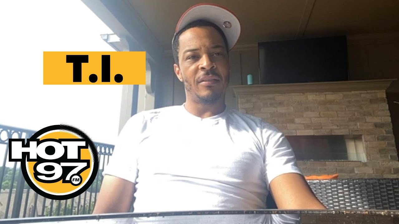T.I. On NYC Bias, Says He's A Better Lyricist Than 50 Cent, + Addresses Gun Violence In ATL