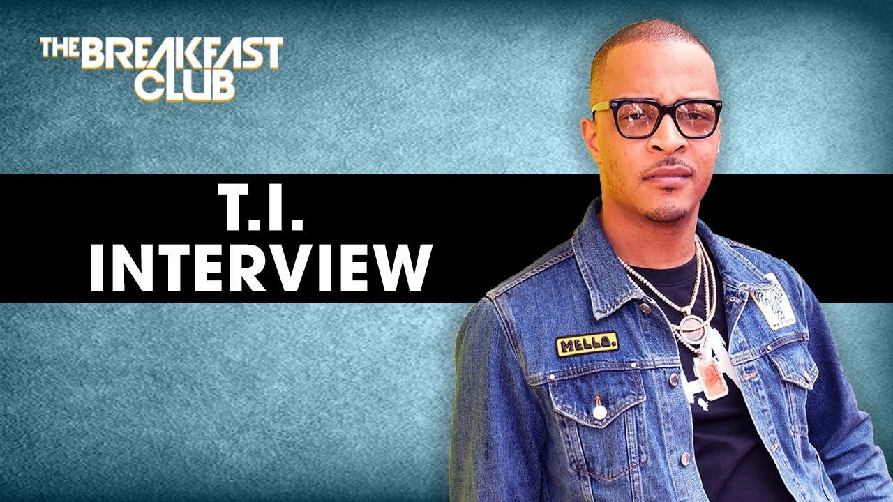 T.I. Talks Comprehensive Reparations, Black Ownership, Persistent Protesting + More