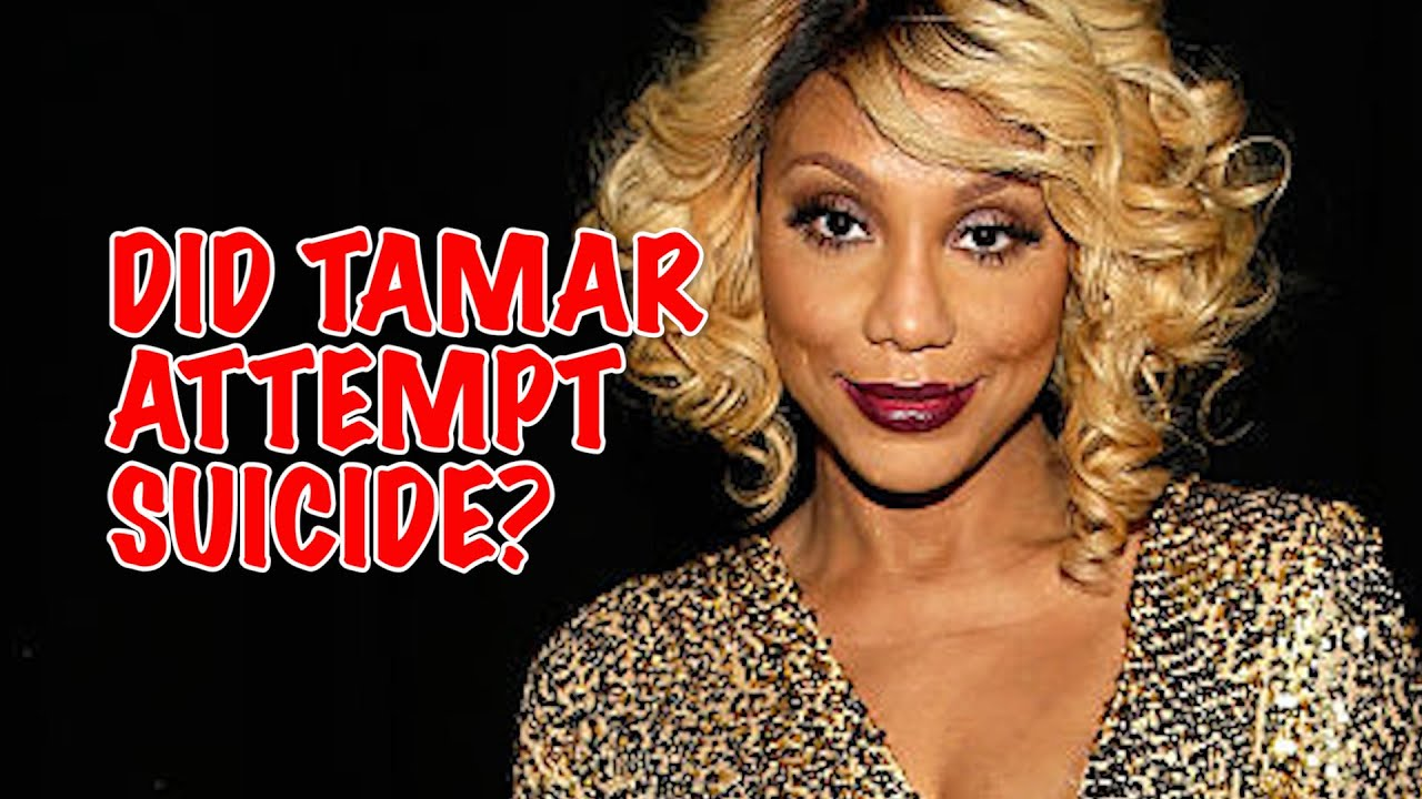Tamar Braxton Rushed To Hospital For 'Possible Suicide Attempt'