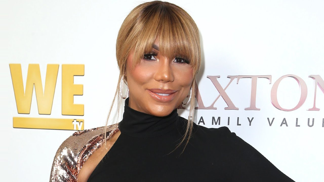 Tamar Braxton Speaks Out After Hospitalization