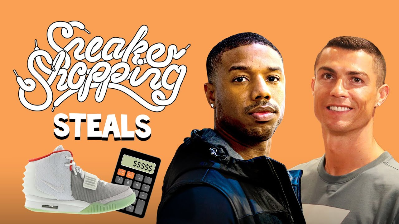 The Biggest Steals in Sneaker Shopping History