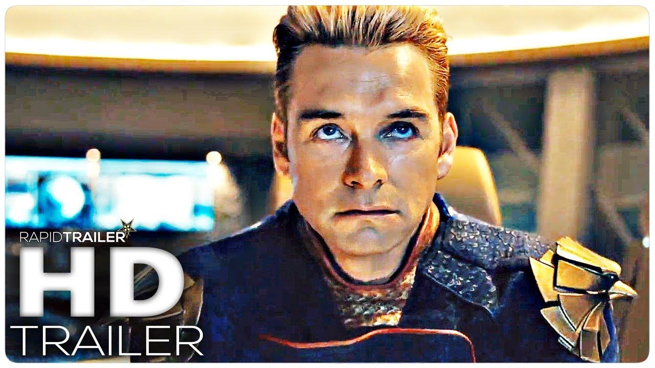 THE BOYS Season 2 Official Trailer #2 (2020) Superhero Series HD