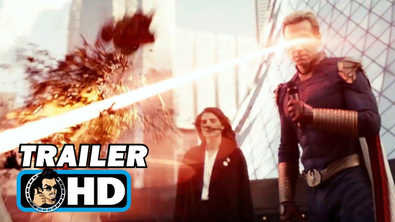 THE BOYS Season 2 Trailer | NEW (2020) Superhero Series HD