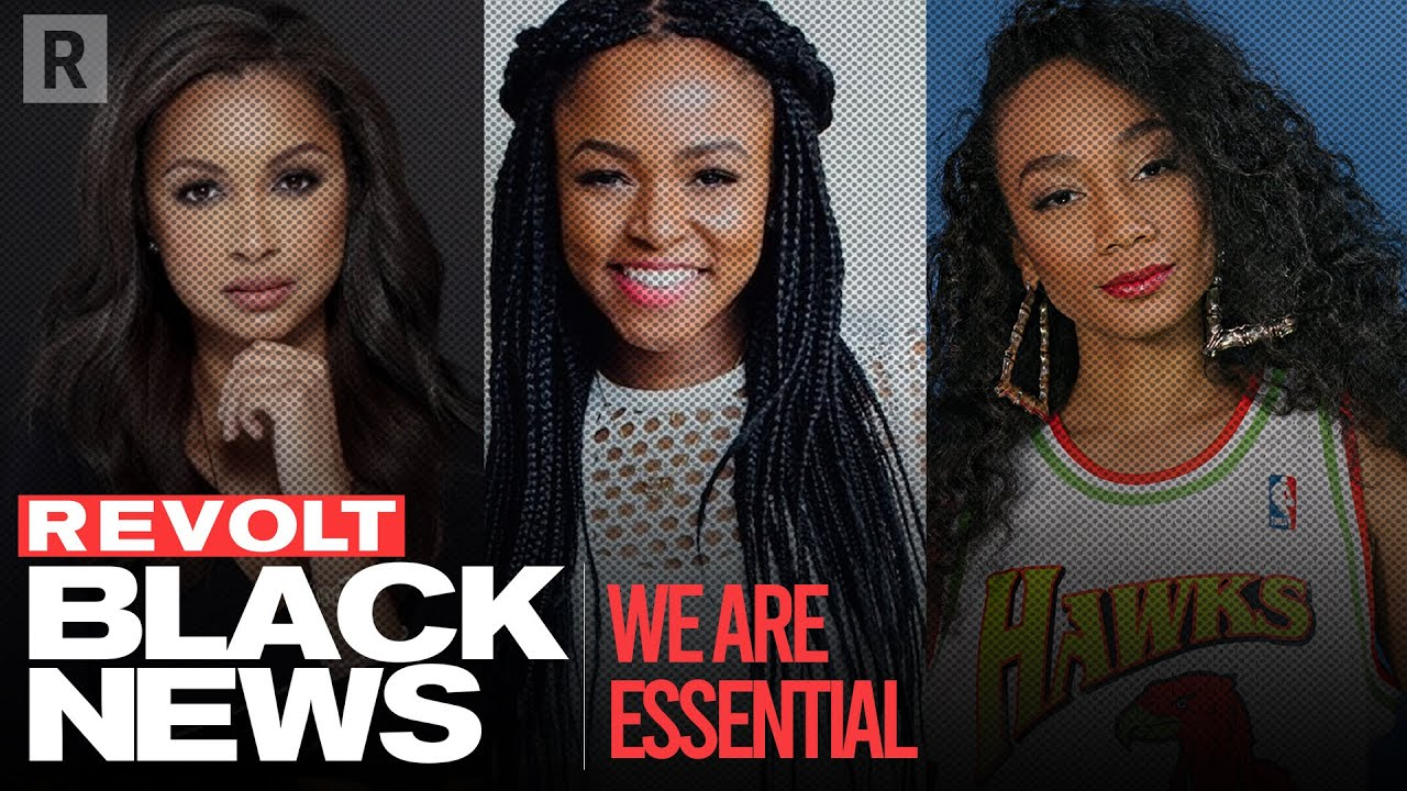 The Health Risks For Black Women and Black Business Openings During COVID-19 | REVOLT BLACK NEWS