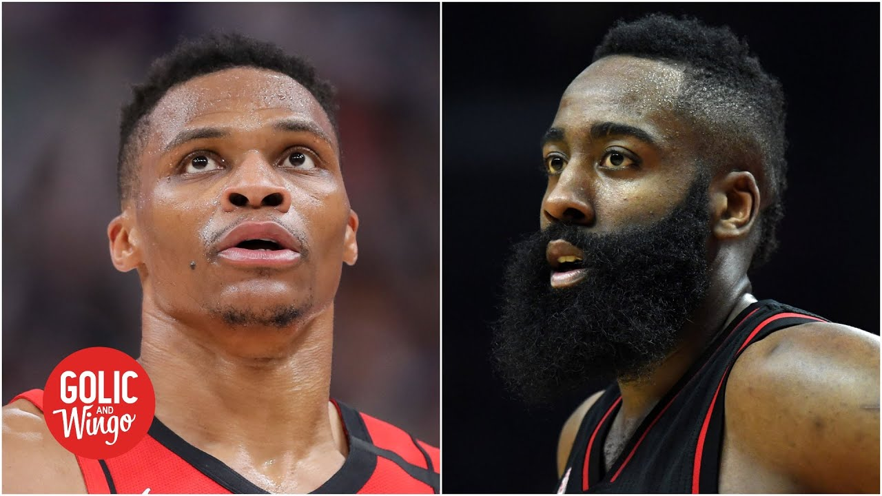 The Houston Rockets might be in trouble – Marc J. Spears | Golic and Wingo