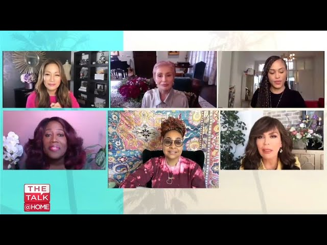 The Talk – Raven-Symoné 'super excited' about New Wedding Rings