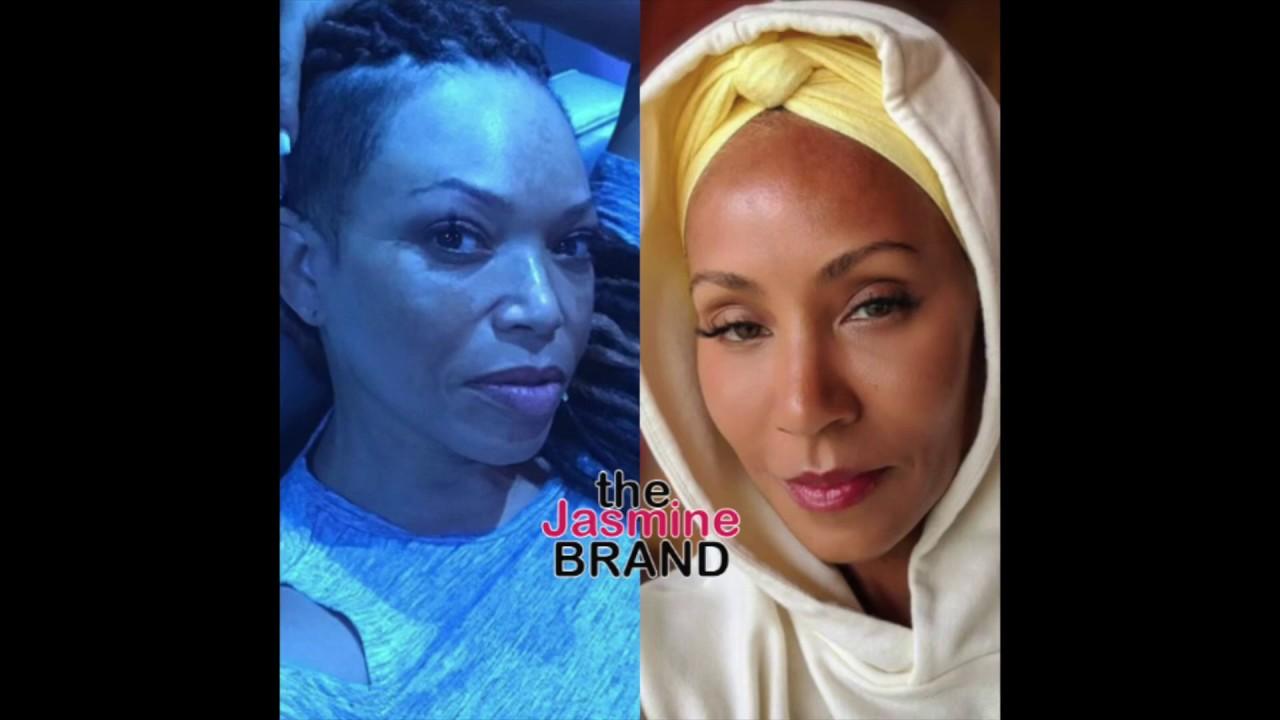 Tisha Campbell Posts Cryptic Message Amid Jada Pinkett Smith's Alleged Affair W/ August Alsina