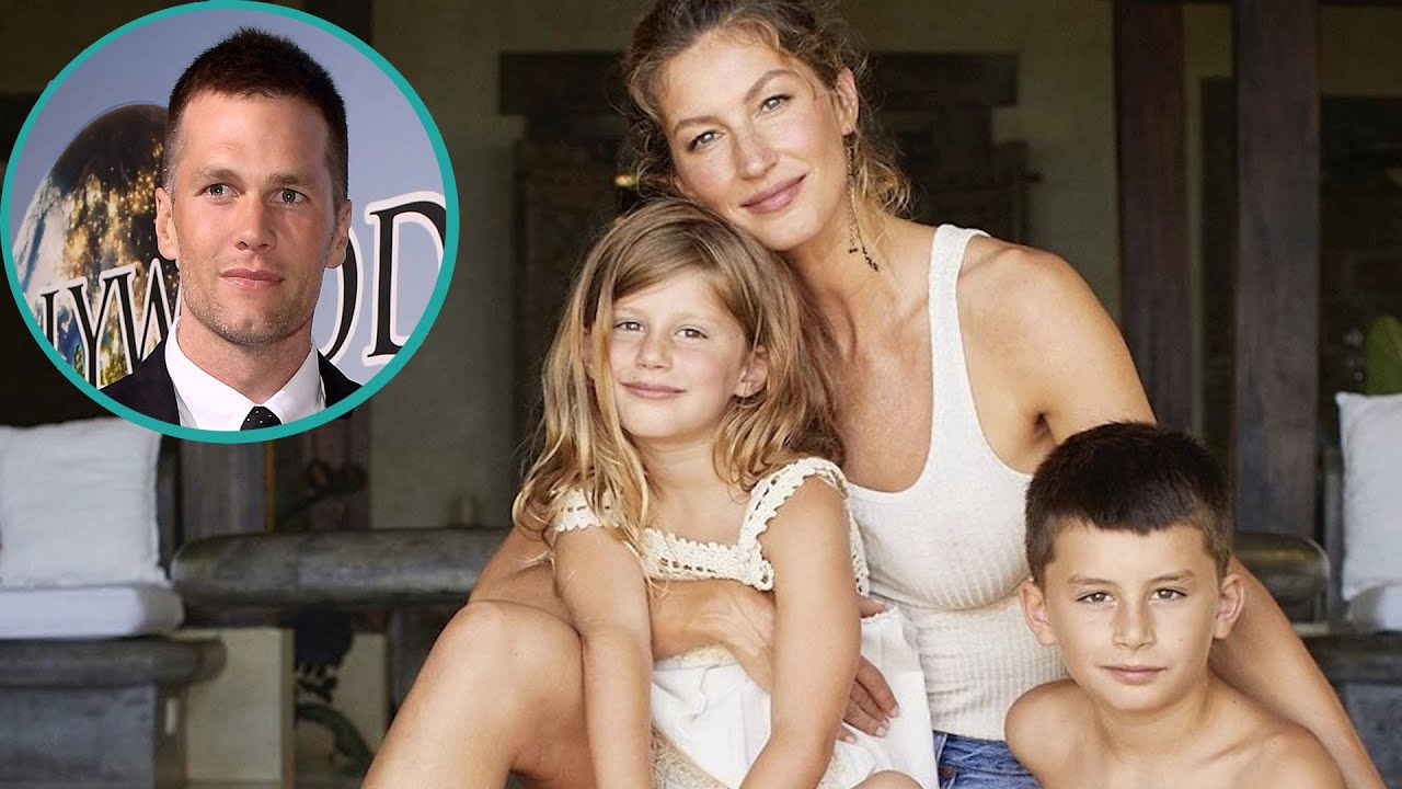 Tom Brady's Sweet Post For Gisele Bündchen's 40th Birthday
